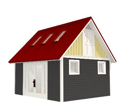Potshed1 R Jpg Sip House House Plans Home Construction