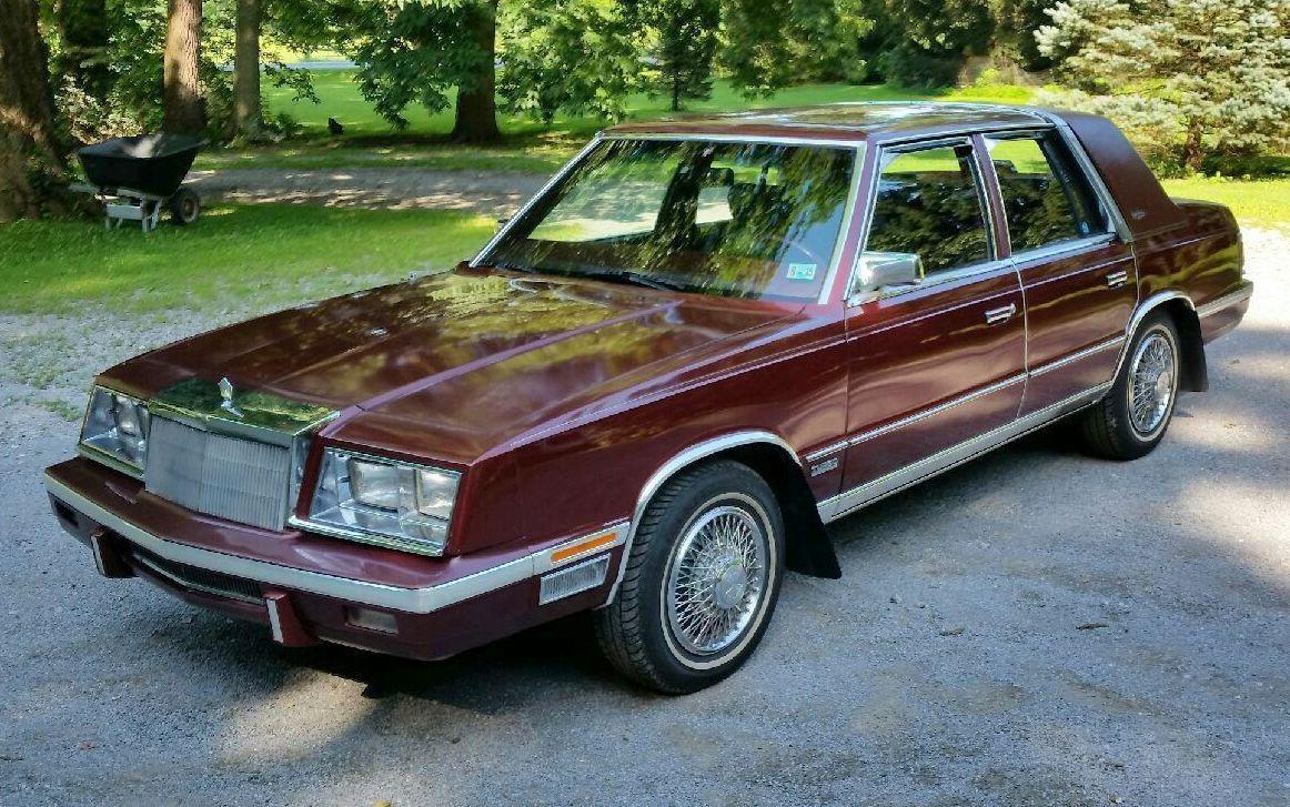cheap driver 1987 chrysler new yorker chrysler new yorker chrysler automobile cheap driver 1987 chrysler new yorker