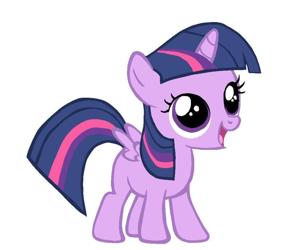 - My Little Pony: Friendship Is Magic, Baby Twilight Sparkle My
