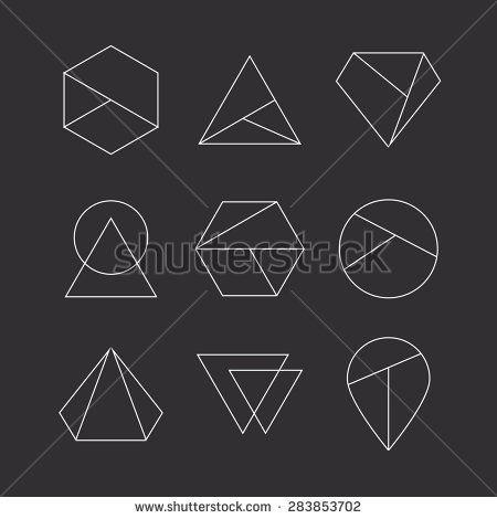 stock-vector-set-of-hipster-icons-geometric-logo-283853702.jpg ...