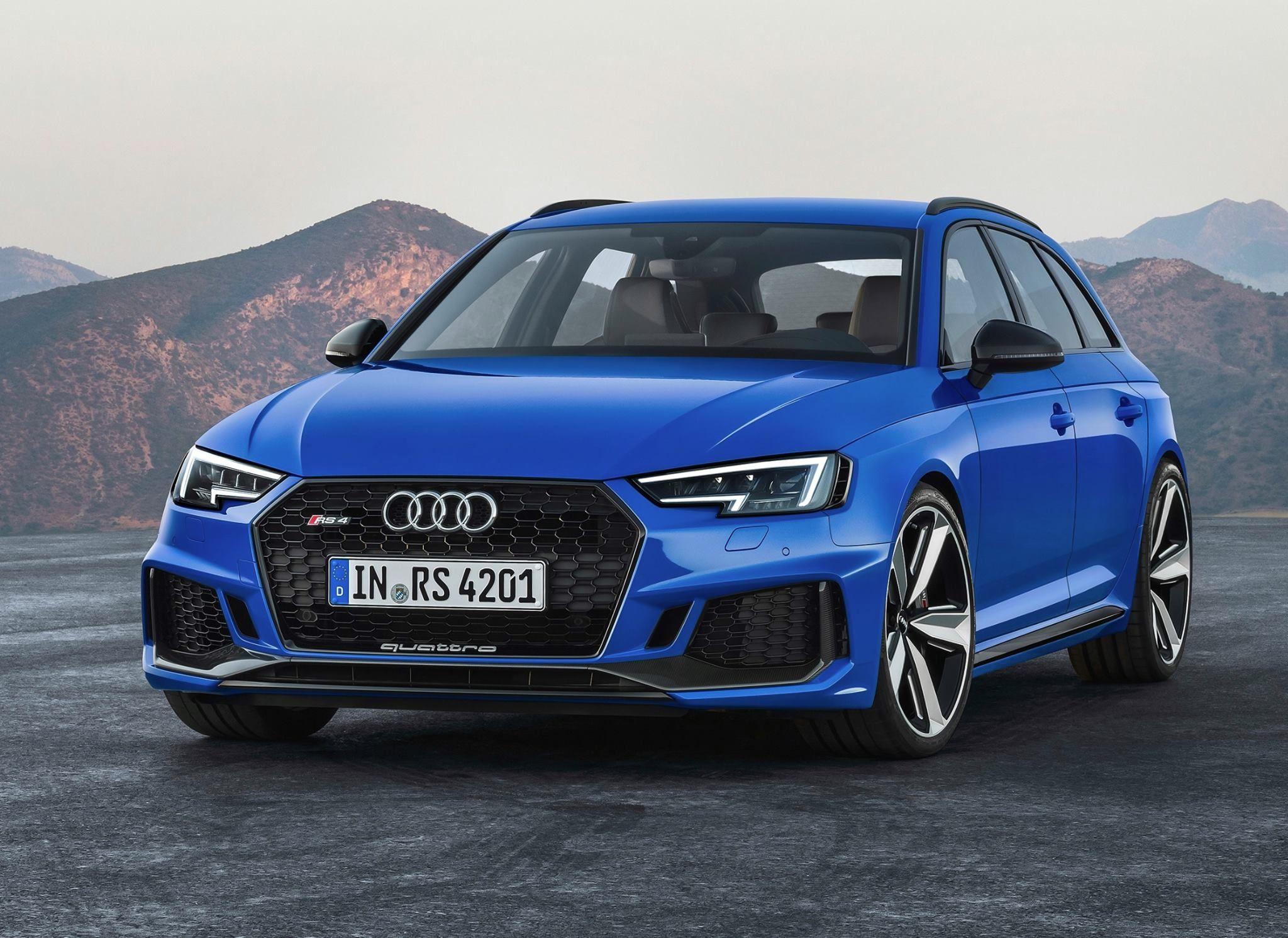 2018 Audi Rs 4 Avant Audi Rs4 Audi Usa Audi Rs