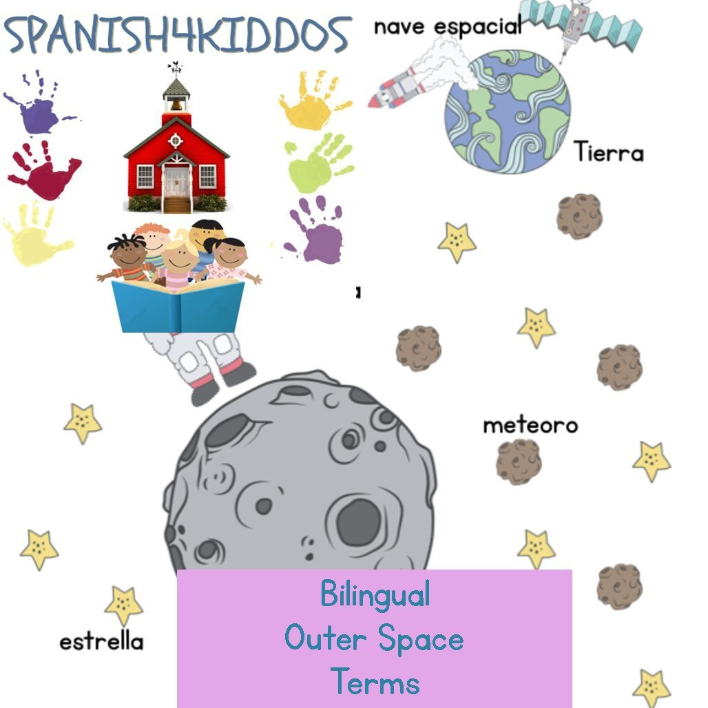 Bilingual Outer Space Terms