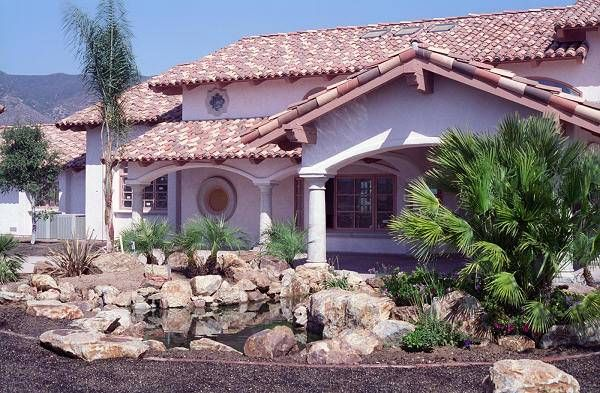 Spanish Mediterranean House Plans