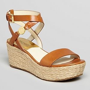 MICHAEL Michael Kors Wedge Sandals 30% DISCOUNT