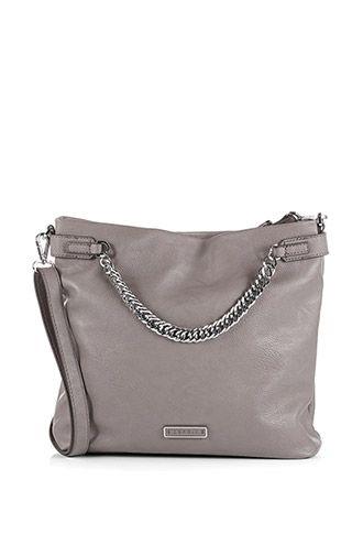 Esprit / Tote Bag mit Kettenhenkeln