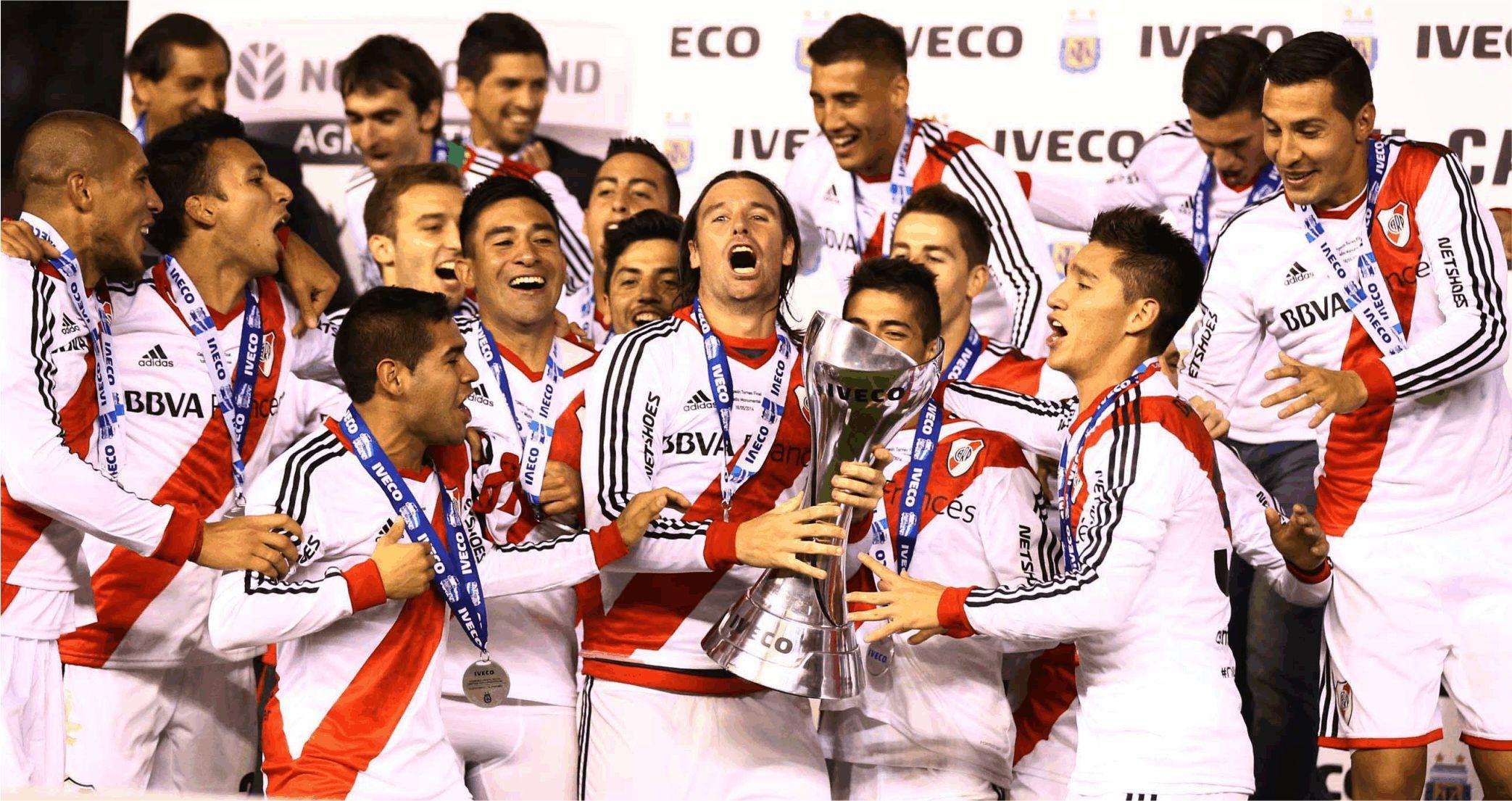 River Plate Campeón - Torneo Final 2014