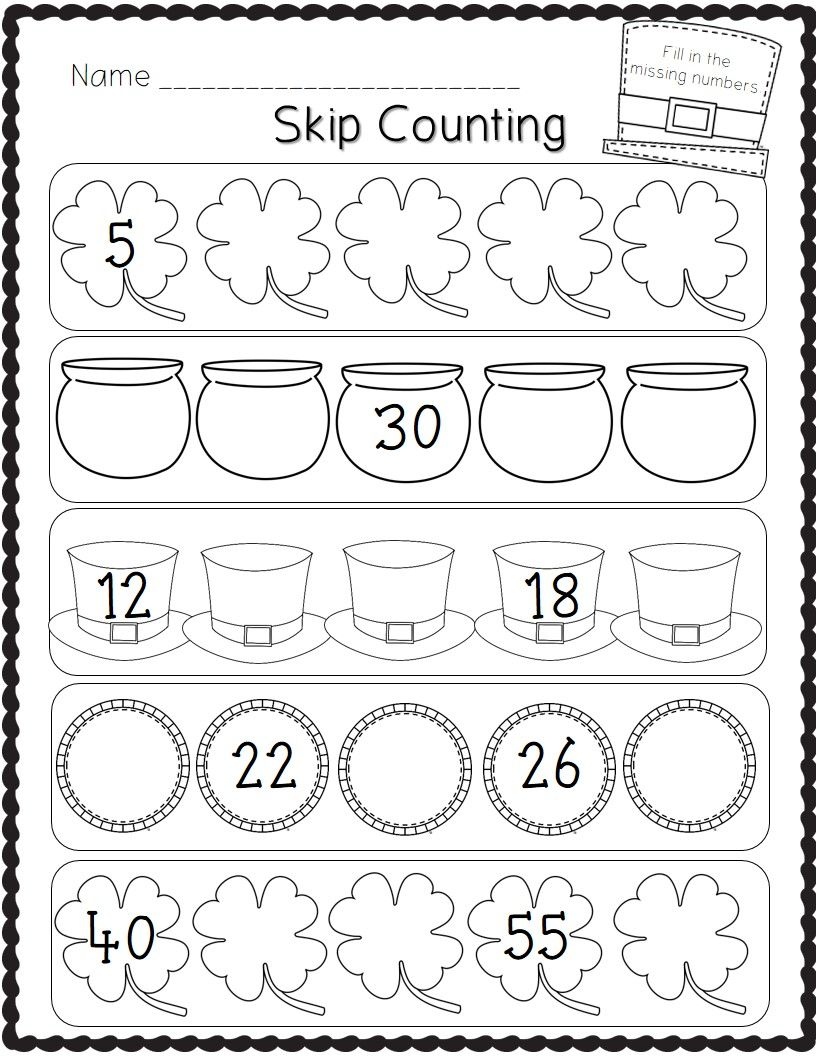 St Patrick S Day Printable Pack Classroom Math Activities Social Studies Worksheets Math Station Activities [ 1056 x 816 Pixel ]