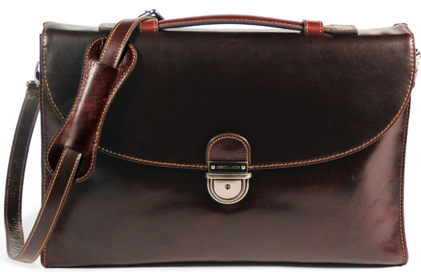 abcf1e7b7013 Jekyll and Hide Oxford Leather Slimline Briefcase