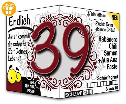 Endlich 39 Eine Tolle Geschenkidee Zum 39 Geburtstag Und Ein