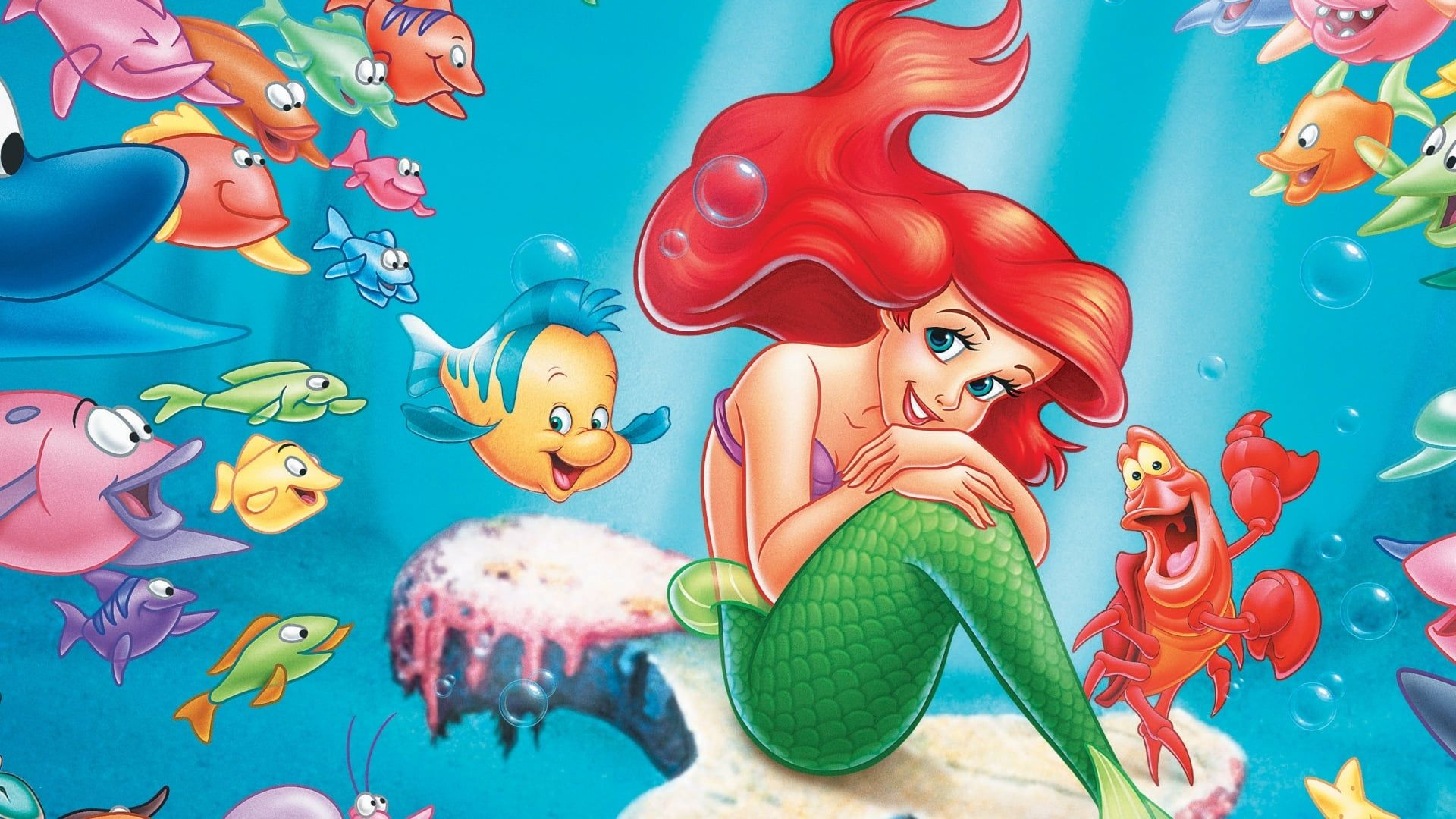Watch The Little Mermaid 1989 Online Free Full Movie The Little Mermaid Walt Disney Pictures Free Movies Online