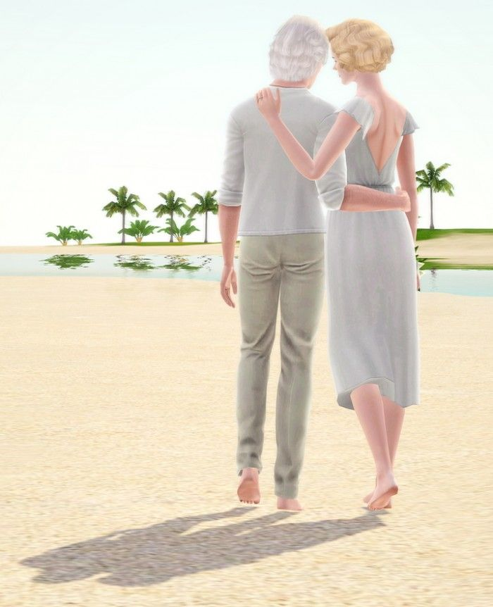 New lovers poses by Rusty Nail - Sims 3 Downloads CC