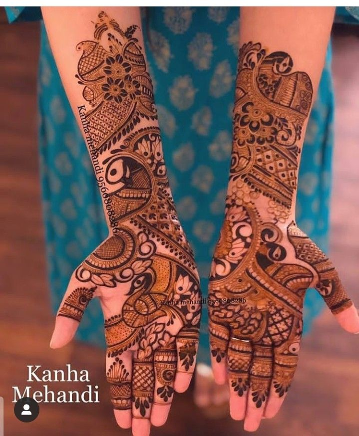 Pin by Aswany Mohan on Mehandi Hand henna, Henna hand
