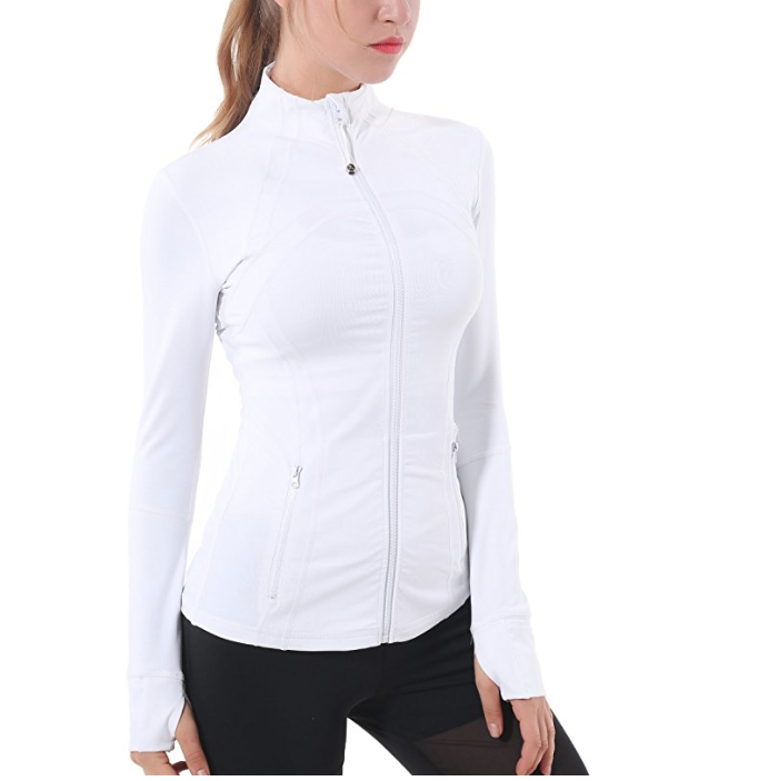 Sports Define Jacket Slim Fit And Cottony. Sports women