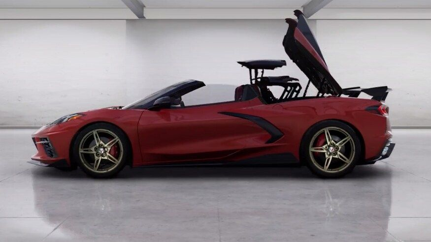 2020 C8 Corvette Convertible Here S How We D Build Ours Motor Trend Corvette Convertible Corvette Chevrolet Corvette