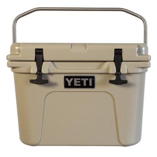 Yeti Roadie 20 Cooler Tan By Yeti Http Www Amazon Com Dp B005ttiy1o Ref Cm Sw R Pi Dp X9bqpb1pks9bn Yeti Roadie Yeti Cooler Yeti Tundra