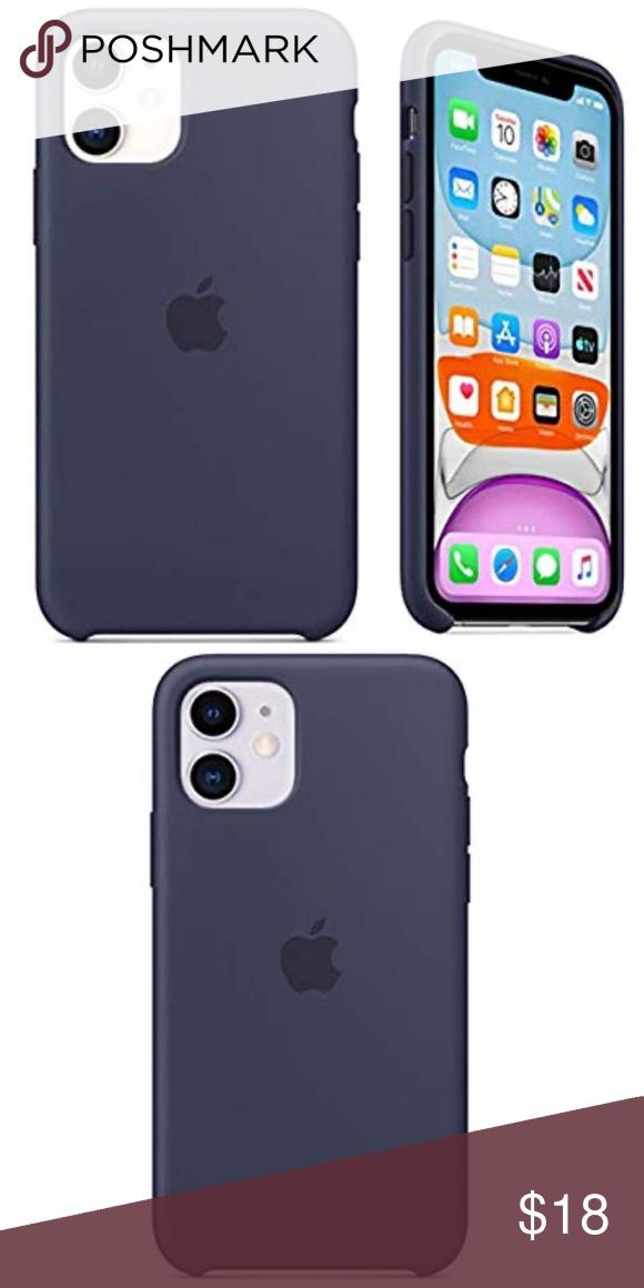 Apple Brand Genuine Oem Iphone 11 Silicone Case Apple Brand Silicon Case Iphone 11