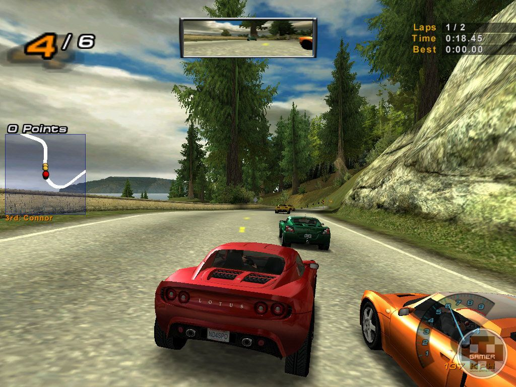 Need For Speed Iii Hot Pursuit 1998