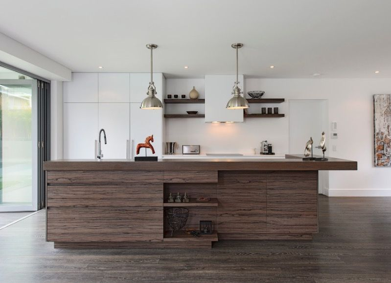 Kitchen Cabinet Ideas For A Modern Classic Look Modern Kitchen Cabinet Design Contemporary Kitchen Design Laminate Flooring In Kitchen
