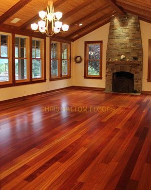 Brazilian Cherry Hardwood Flooring Home Improvement In