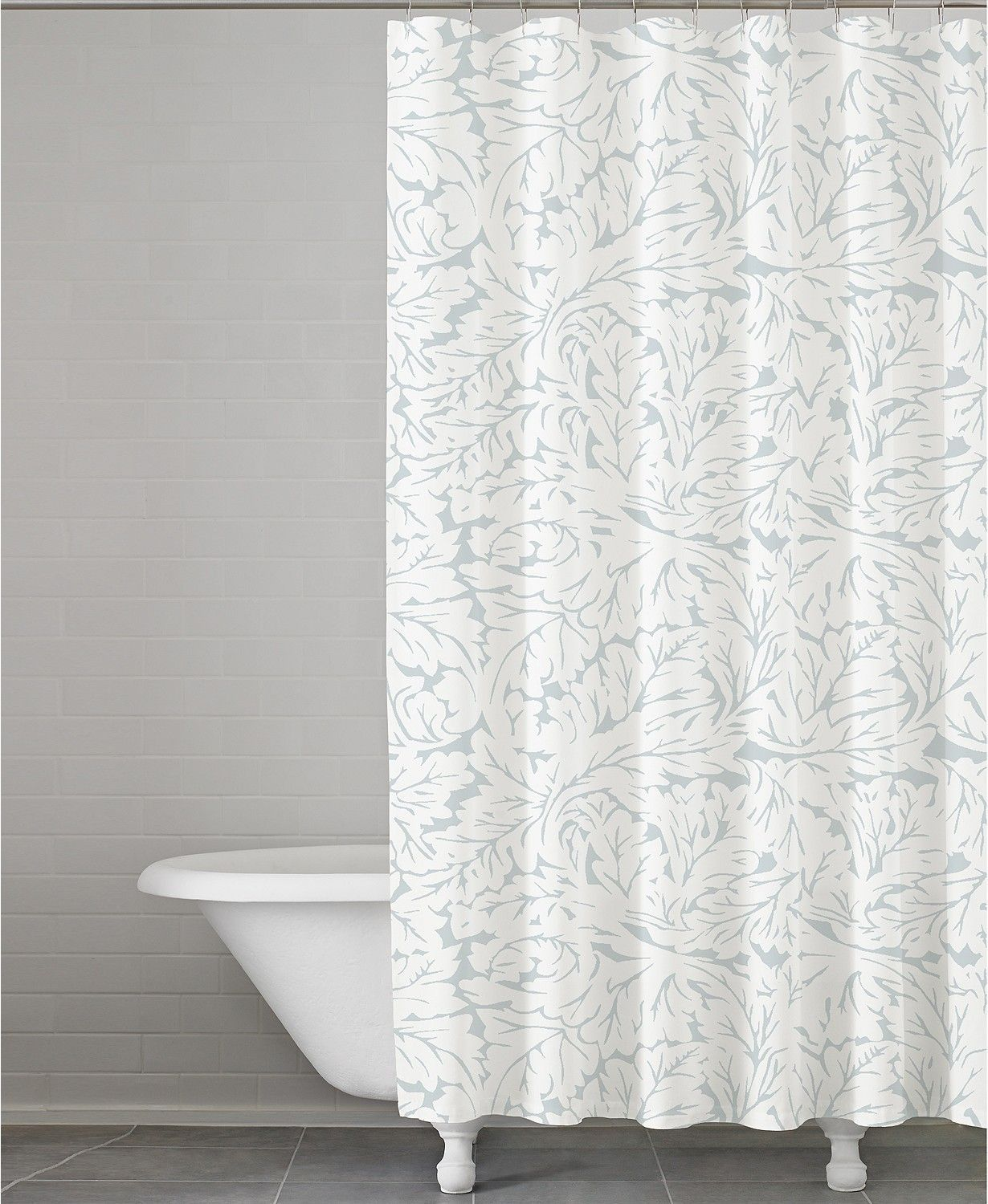 12 Clever Ways How To Upgrade Fabric Shower Curtains Macy S If You
