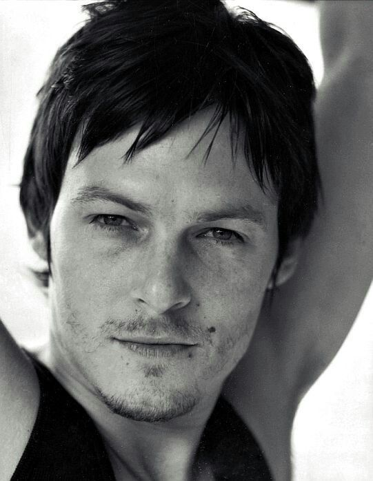Sexy young Norman Reedus