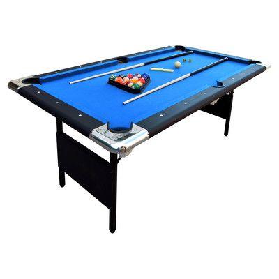 Fairmont 6 3 Pool Table Portable Pool Table Pool Table