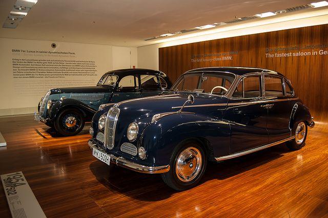 1954 BMW 502 \