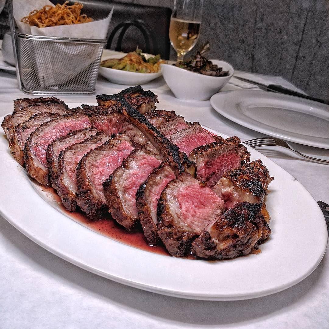 Michael Jordan S The Steak House N Y C Dinner Healthy Recipes Food