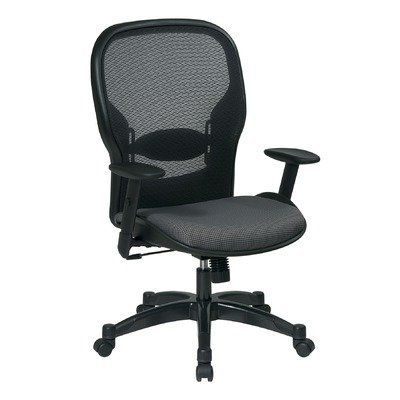 Office Star 2387c 6352 Professional Air Grid Back Fabric Seat By