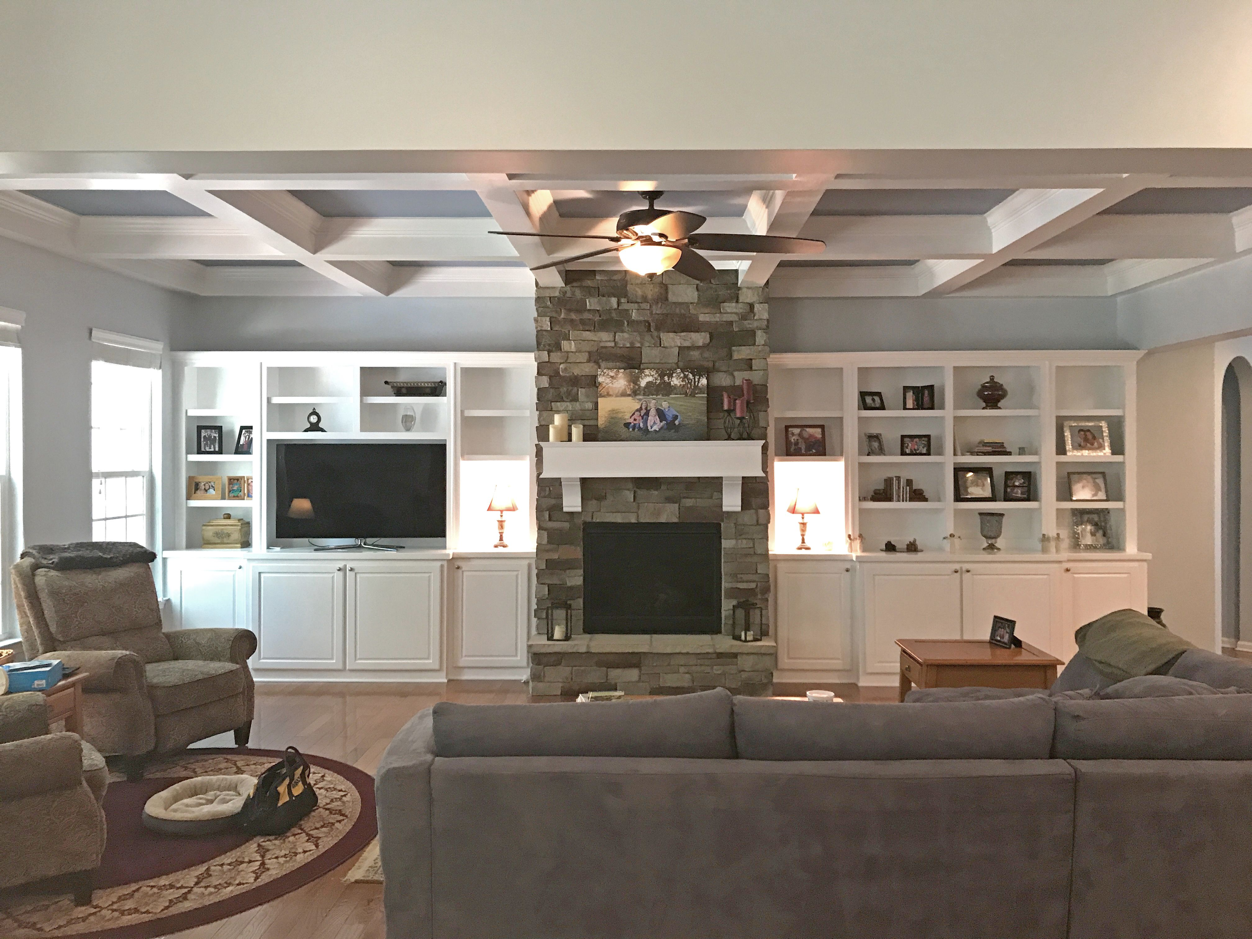 Custom Fireplace Built Ins And Mantels From Woodmaster Woodworks Reflect Your