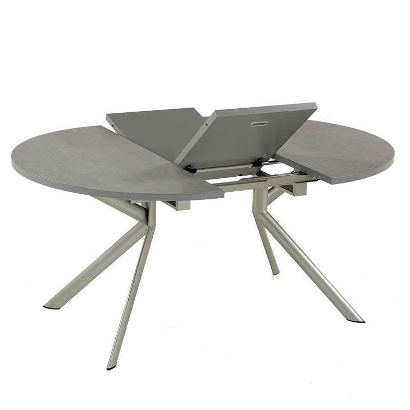 Ronde Giove Extensible Céramique En Table Connubia®Meubles 3RLA54jq