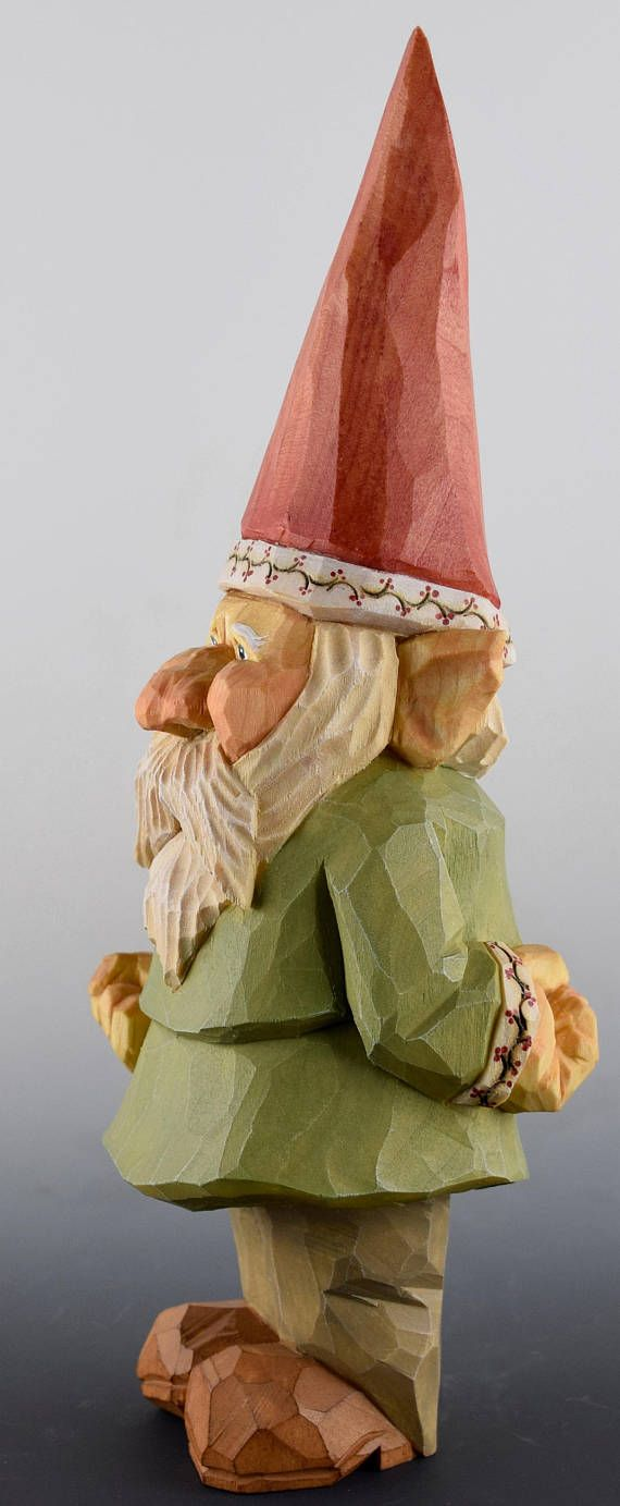 gnome, elf,nisse, lutin, Christmas, Santa, wood carving, Nordic, Scandinavian #woodcarvingtoo