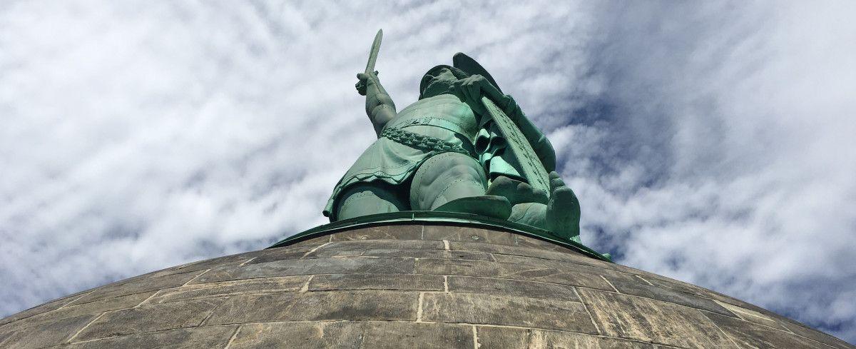 Cultuur Bij De Oosterburen Het Hermannsdenkmal Burgers
