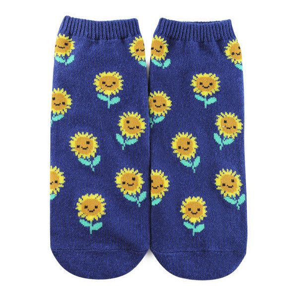 Forever 21 Sunflower Graphic Ankle Socks Navymulti (</p>                     </div> 		  <!--bof Product URL --> 										<!--eof Product URL --> 					<!--bof Quantity Discounts table --> 											<!--eof Quantity Discounts table --> 				</div> 				                       			</dd> 						<dt class=