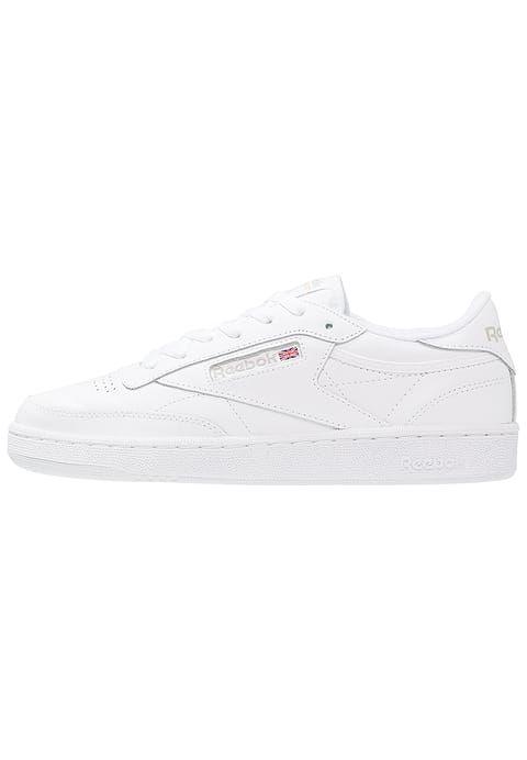 15428c6425b Reebok Classic CLUB C 85 - Sneaker low - white light grey für 89