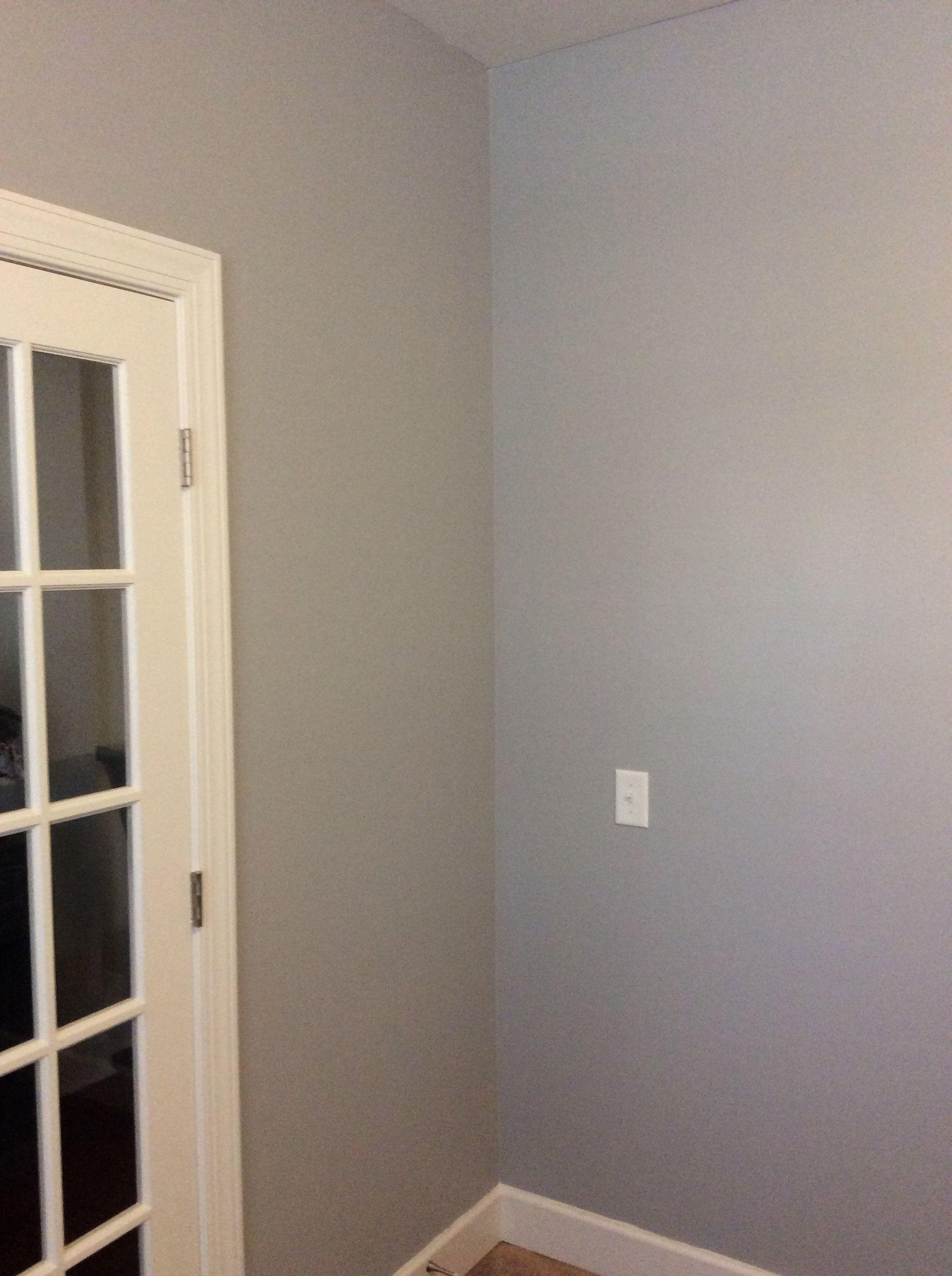 Behr Marquee Matte In French Silver Interior Wall Colors Bedroom Wall Colors Behr Marquee Paint