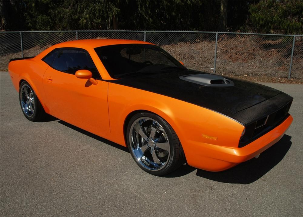 New Dodge Barracuda  Dodge Boss Says Chrysler is considering New
