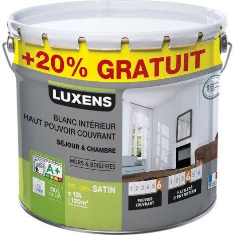 6490 u20ac     Peinture blanche mur et boiserie Haut pouvoir couvrant