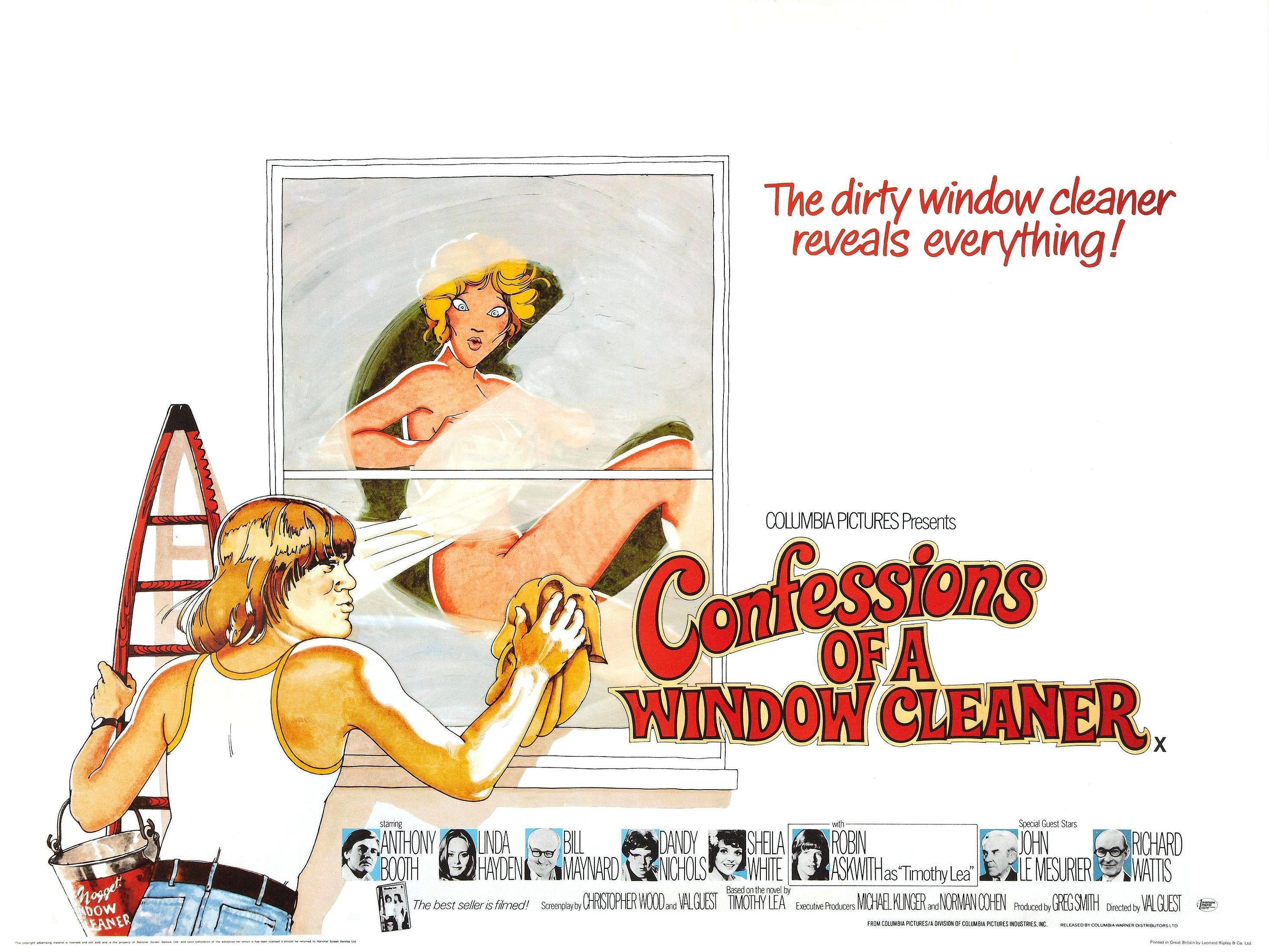 Watch Confessions of a Window Cleaner Full-Movie Streaming
