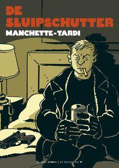 De sluipschutter (Paperback) - Oogenblik - a graphic thriller