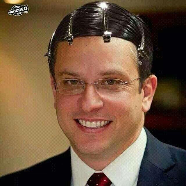 Gobernor of Puerto Rico Alejandro Garcia Padilla ***La peor pesadilla de muchos puertorriqueños... :(