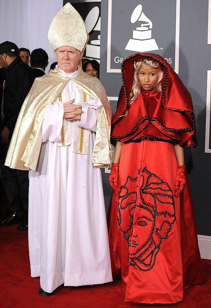 Nicki Minaj Grammy outfits, Fashion, Nicki minaj outfits