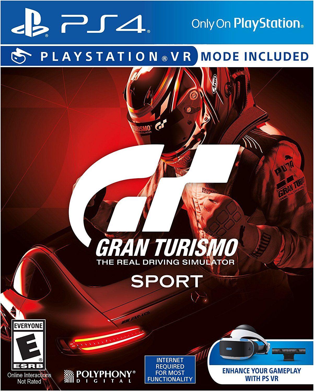 Gran Turismo Sport Arabic