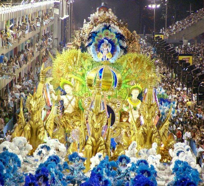 Rio de Janeiro 2008 - Unidos de Vila Isabel - 9° Lugar