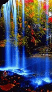 اجمل صور خلفيات شاشة من الطبيعة صور خلفيات Hd من الطبيعة صور طبيعه و مناظر طبيعية Nature Waterfall Android Wallpaper Live
