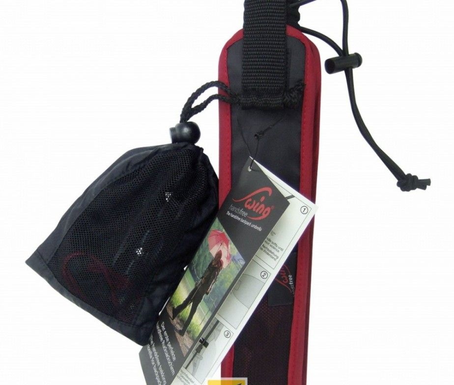 HandsFree Umbrella Backpack Backpack umbrella