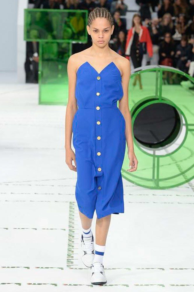 fc952a9bfd7 Lacoste Spring 2018 Ready-to-Wear Collection Photos - Vogue