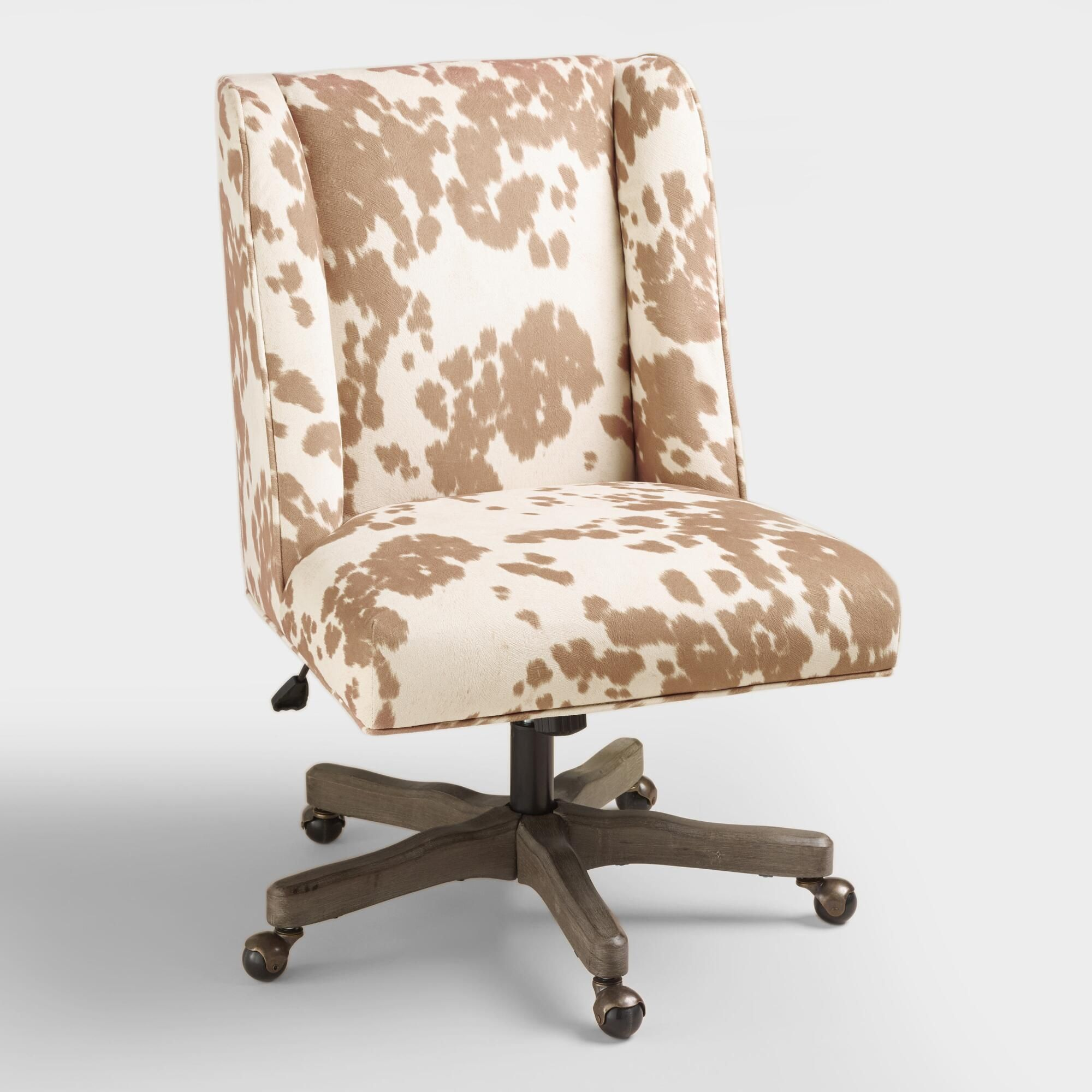 Palomino Ava Upholstered Office Chair With Images Upholstered