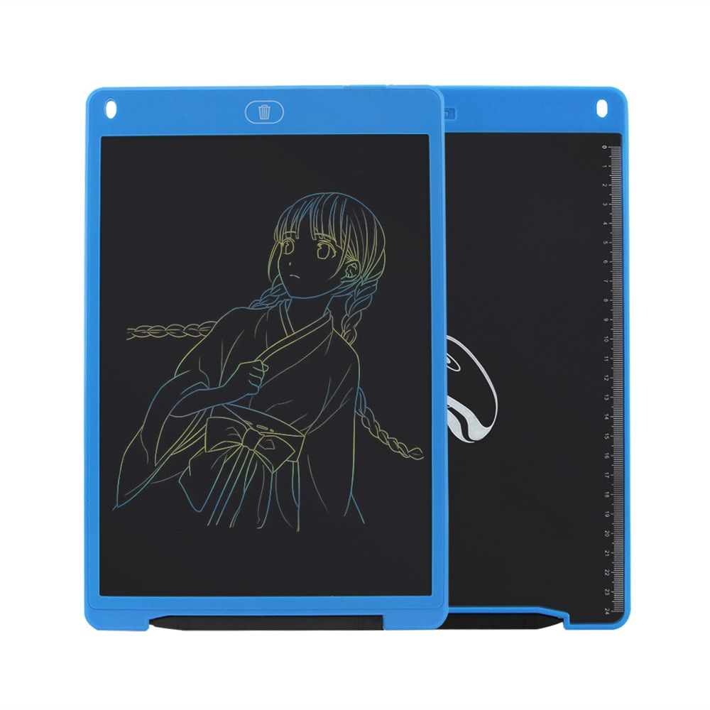 Electronic Digital Colorful LCD Writing Pad Tablet Drawing Graphic Board Notepad