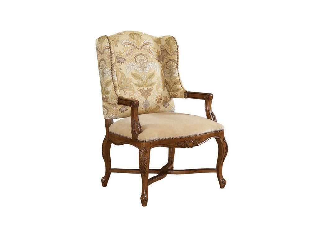 Lexington Living Room Kendal Wing Chair 1507 11 Greenbaum Home